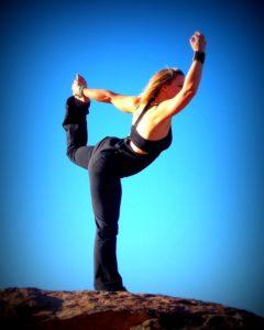 Yoga als Sportart